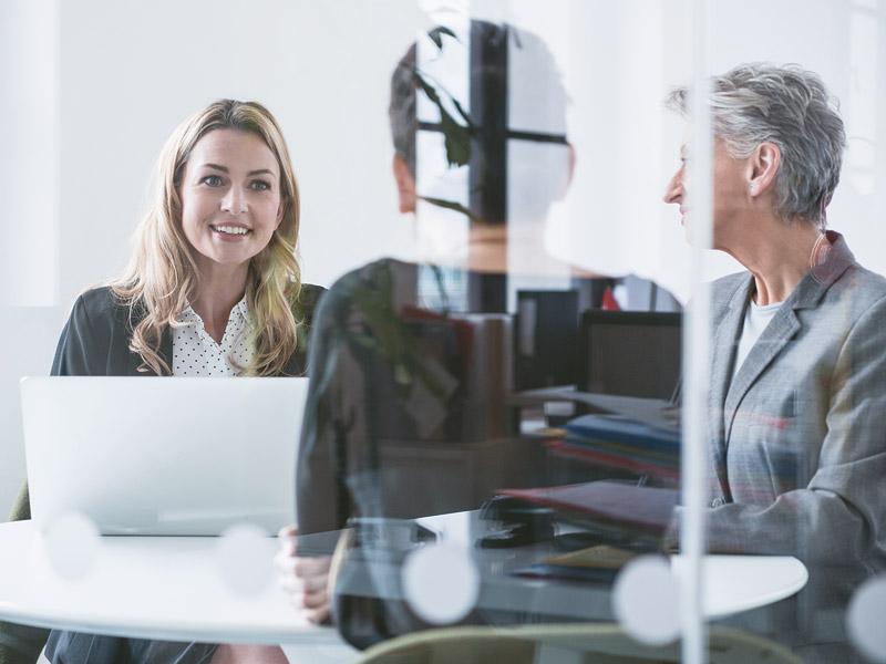 Accounting Bureau Client Meeting